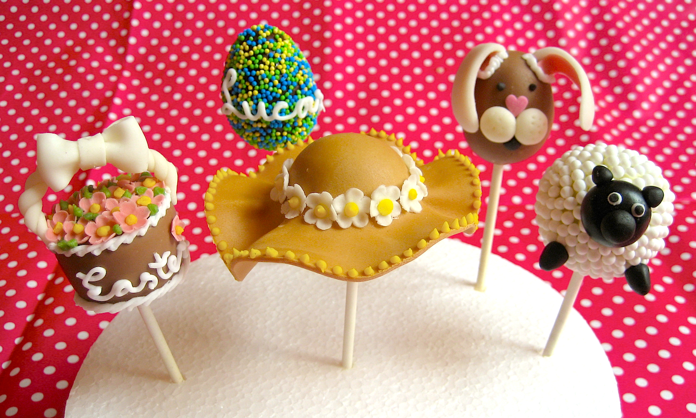 Cake Pop Designs For Easter : cakes on Pinterest 260 Pins