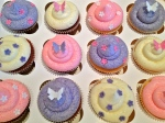 Girly Fairy Cakes