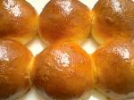 Honey Glazed Almond and Raisin Rolls