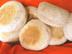 Wholemeal English Muffins