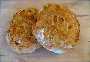 Cheddar & Bacon Loaves