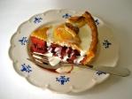 Autumn Fruit Pie