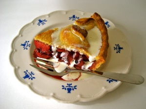 Autumn Fruit Pie
