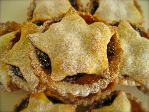 Cranberry & Almond Mince Pies