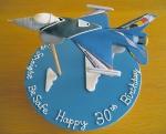 F16 Cake Topper